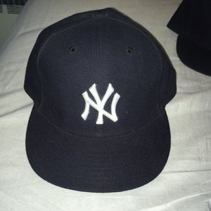NY Yankees 2009 on field Fitted Cap